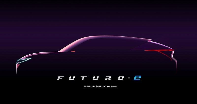 Maruti Futuro-e - Maruti Suzuki Futuro-e Electric car concept