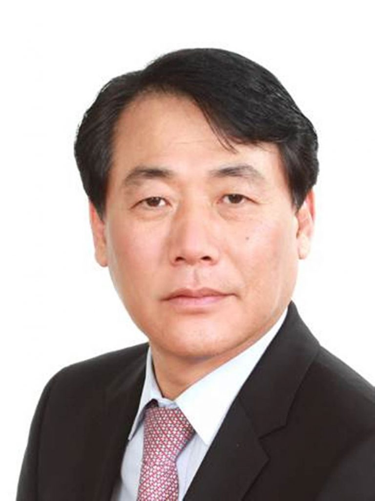 Tae-Jin Park, Executive Director & Chief Sales Officer, Marketing, 2020