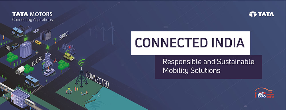 Tata Motors Connected India