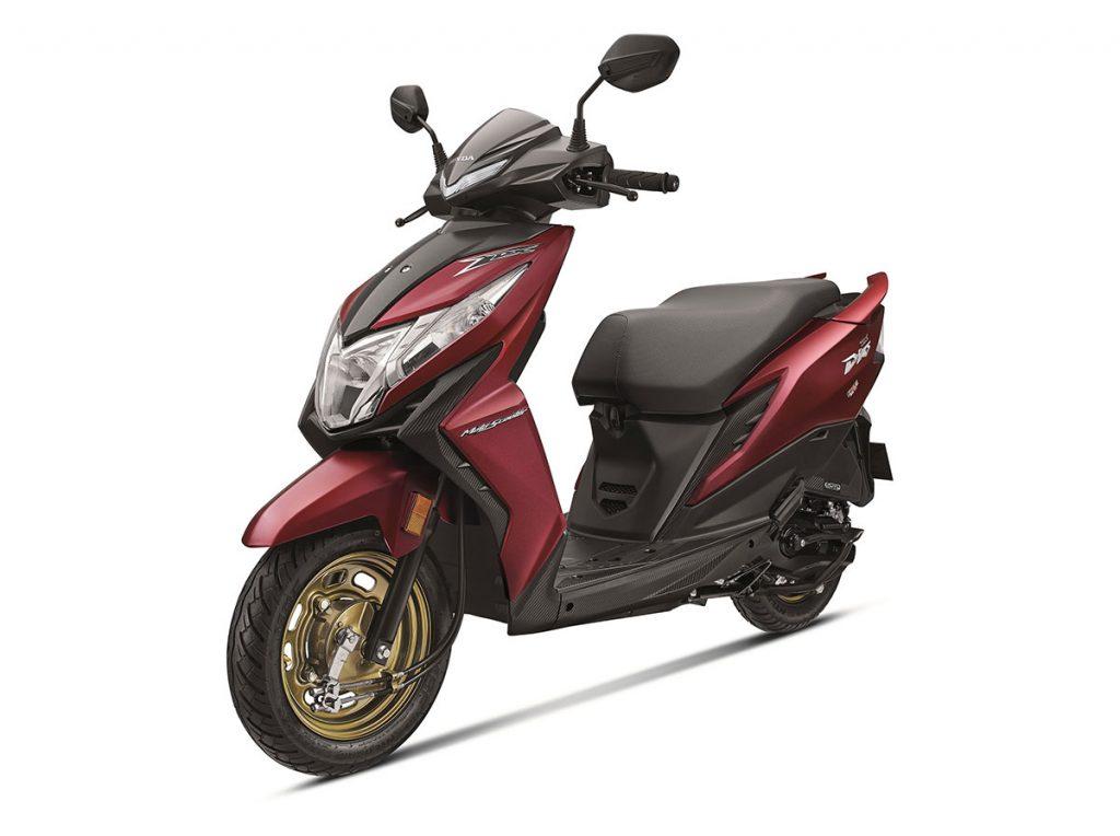 2020 Honda Dio BS6. -