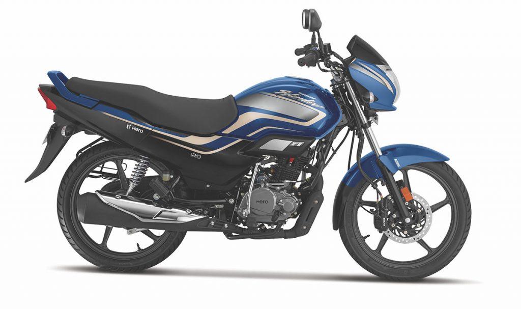 2020 Hero Super Splendor BS6 Model.