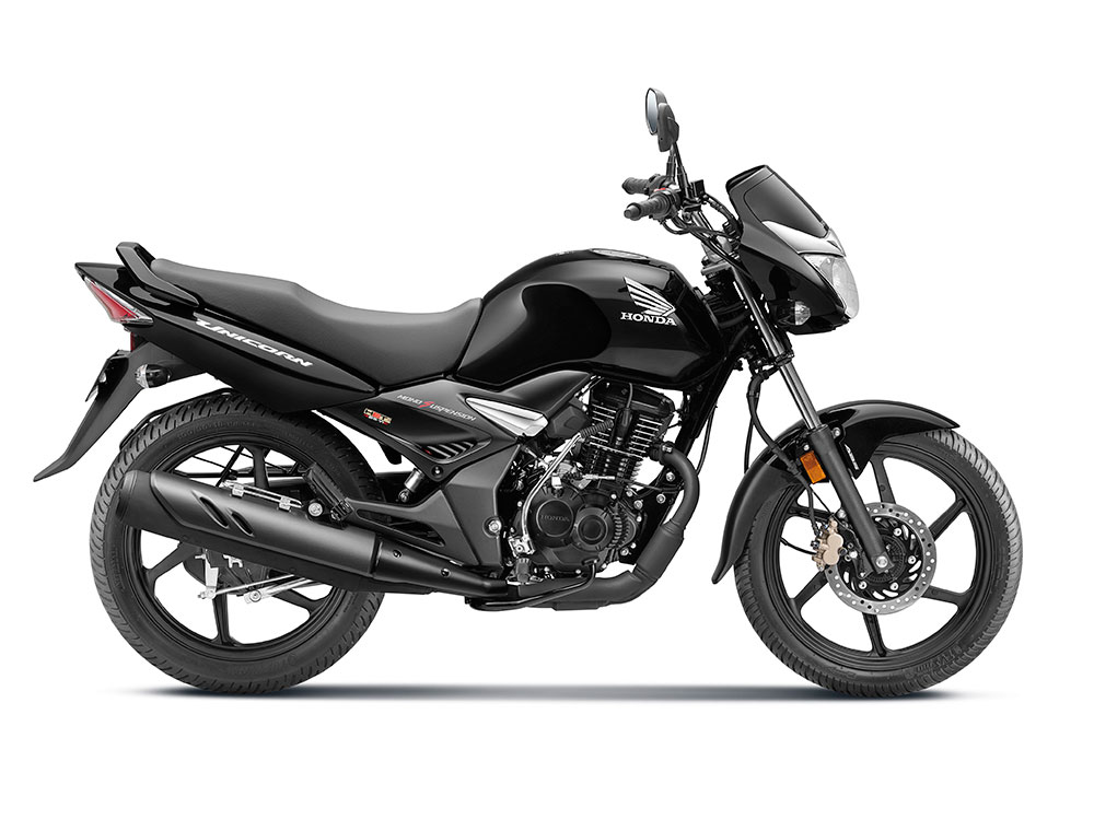 BSIV Honda CB Unicorn 160 Launched at Rs 73,481