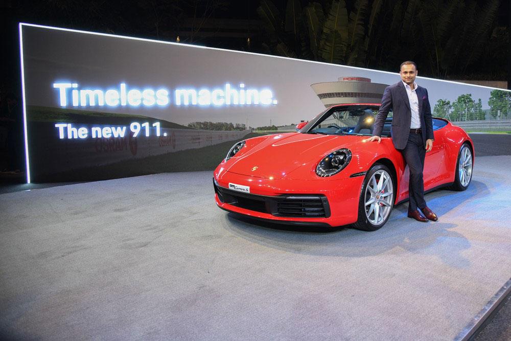 Porsche 911 Timeless Machine - New 911 from Porsche.