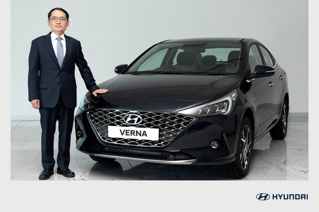 2020 Hyundai Verna Launched