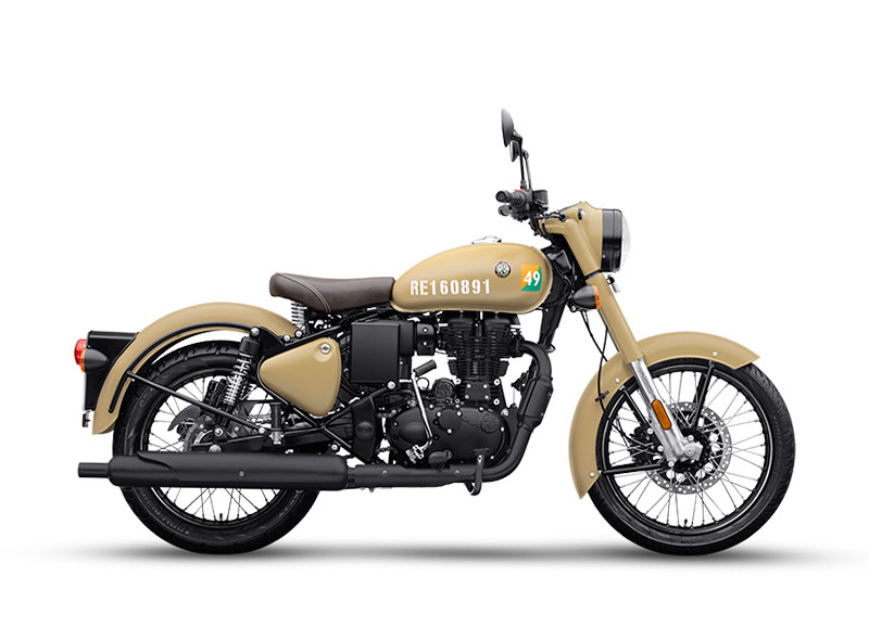 2020 Royal Enfield Classic 350 BS6 Model