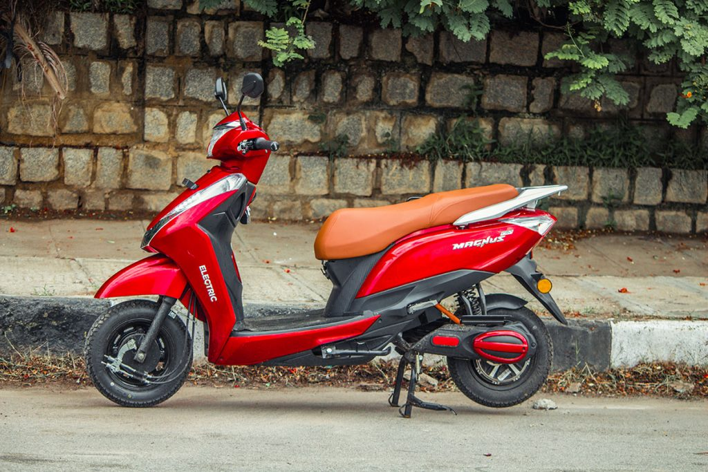 Ampere Electric Scooters' Price cut upto Rs. 9000 after FAME II subsidy