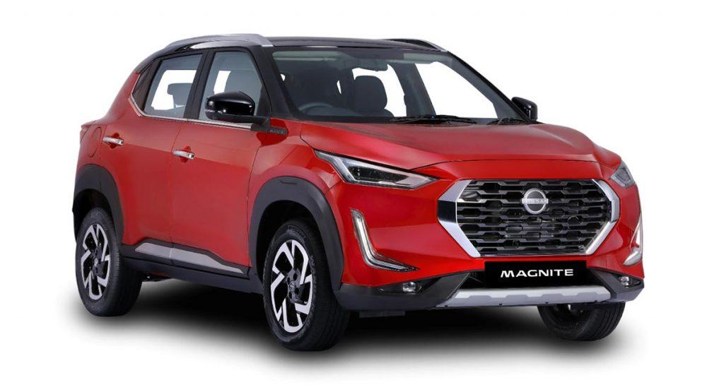 2020 Nissan Magnite Price