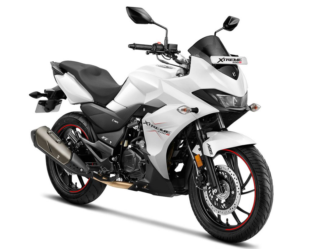 Hero Xtreme 200S BS6 Motorcycle