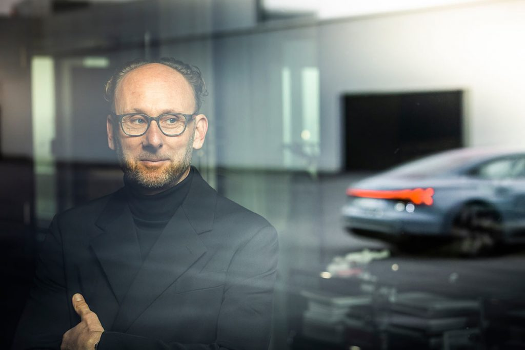 """Aesthetics arise from efficiency"": Head of Audi Design"