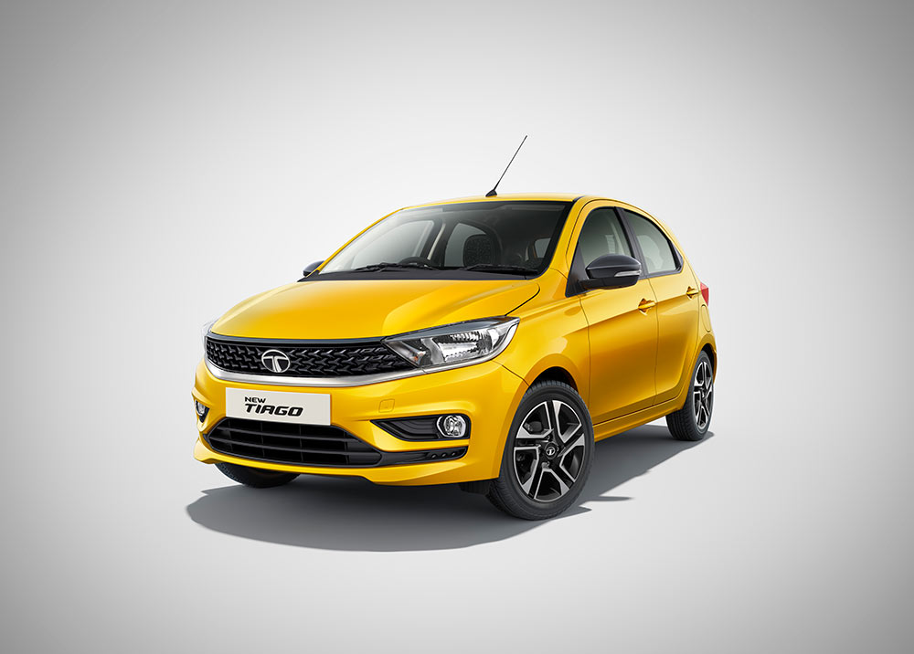 2021 Tata Tiago XTA launched – Priced at Rs 5.99 lakhs