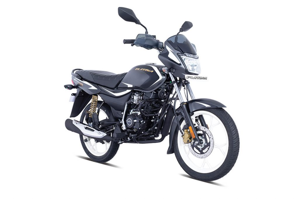 2021 Bajaj Platina 110 ABS launched at Rs 65,920 ( Segment First)