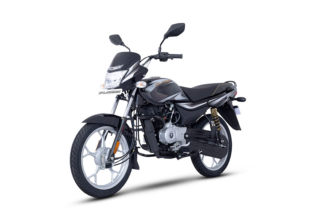 2021 Bajaj Platina 100 ES launched at Rs 53,920/-
