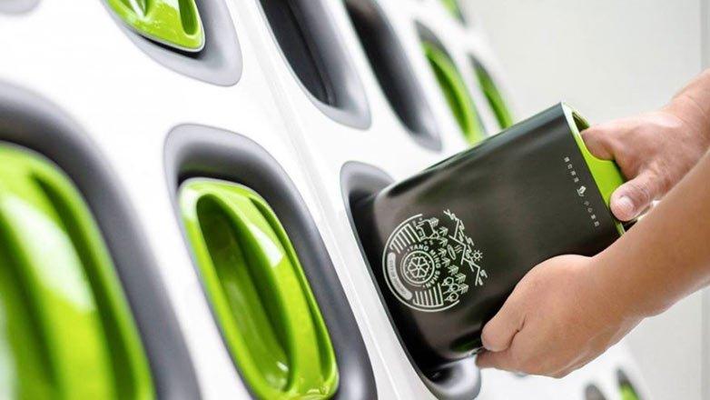 Piaggio, Honda, KTM & Yamaha to set up Swappable Batteries Consortium