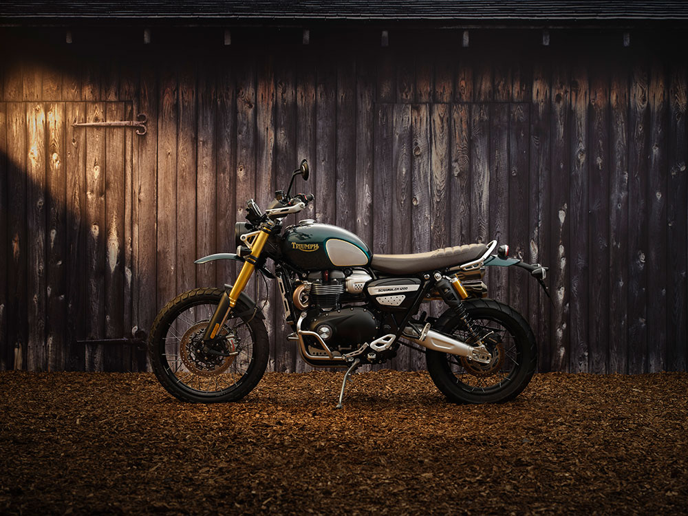 2021 Triumph Scrambler 1200 XC,XE and McQueen Edition Introduced