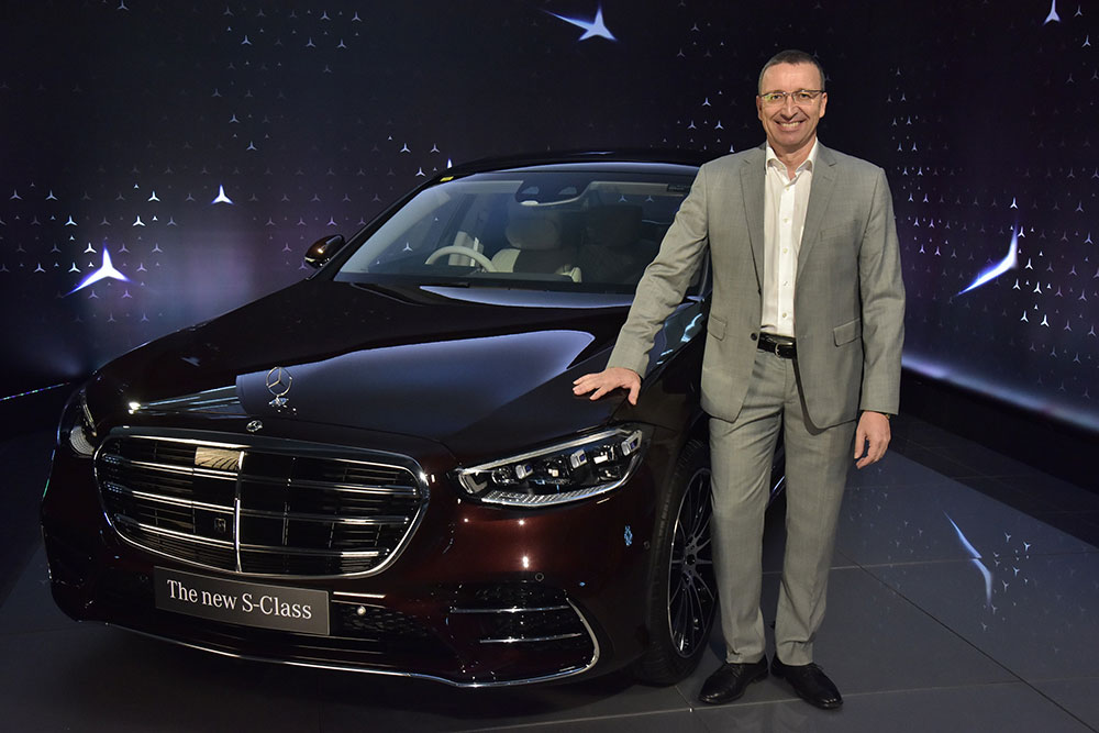 Mercedes-Benz S-Class launched in India at Rs 2.17 Crores