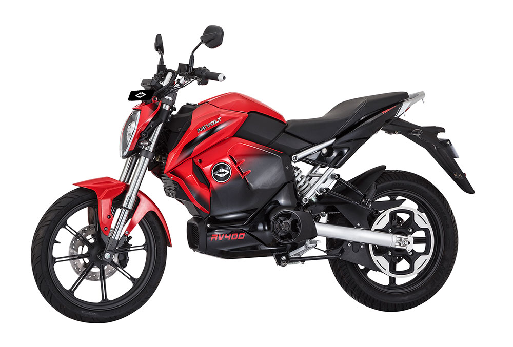 Revolt RV400 Electric Bike to be priced Under 1 lakh Rupees