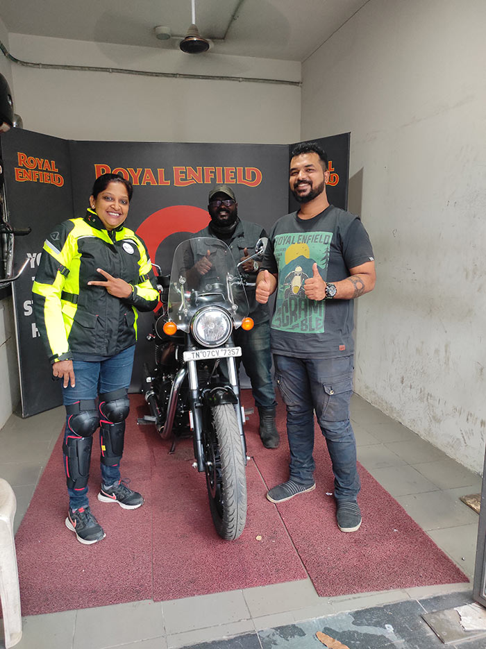 When Silence Speaks Louder Than Words  – World Motorcycle Day Special
