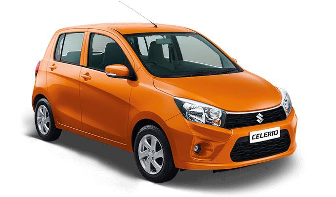 2021 Maruti Celerio Orange Color - New Celerio Tango Orange color