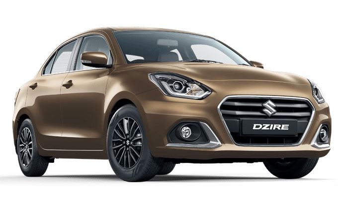 2021 Maruti Dzire Brown Color - New Dzire Sherwood Brown color variant