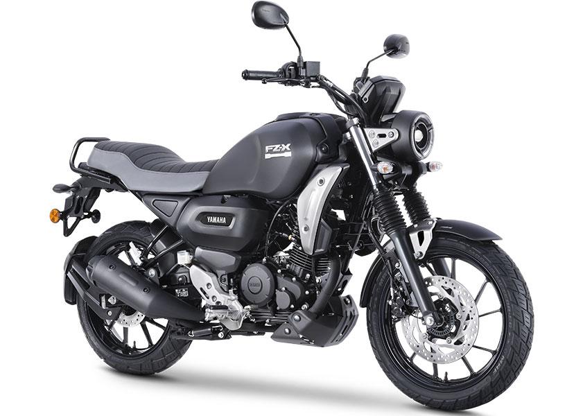 2021 Yamaha FZ-X Black Color - New. Yamaha FZX Matte Black Color option