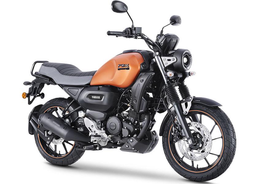 Yamaha FZ-X Copper Color Option. New 2021 Yamaha FZ-X Matte Copper color variant